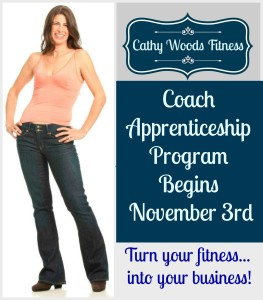 Coach apprenticeship Nov 3rd
