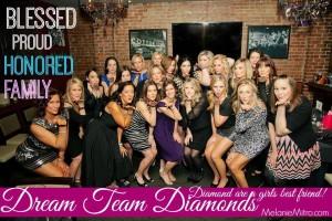 Dream team diamonds