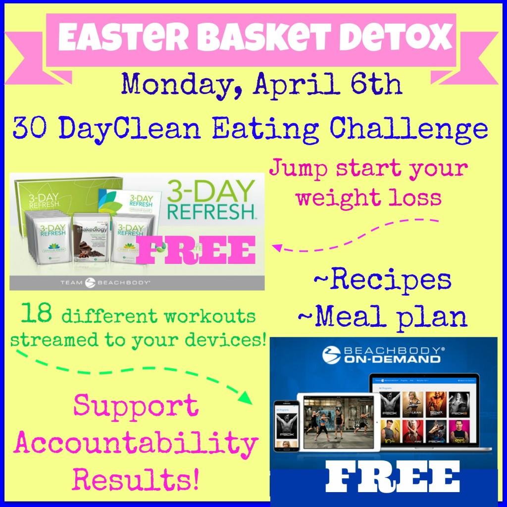 Easter Basket Detox