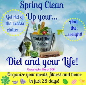 Spring Clean Up your Diet and your Life