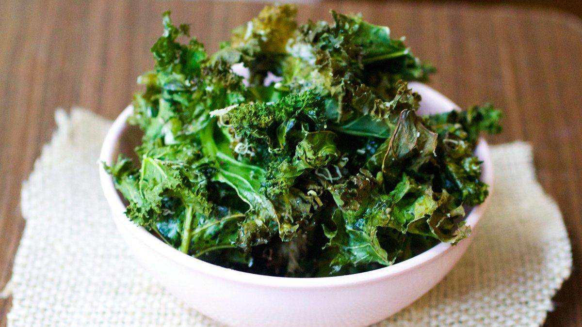 Baked Kale Chips Family Tested and Mom Approved - Cathy L. Woods