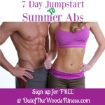 FREE 7 Day Jumpstart to Summer Abs Challenge Group
