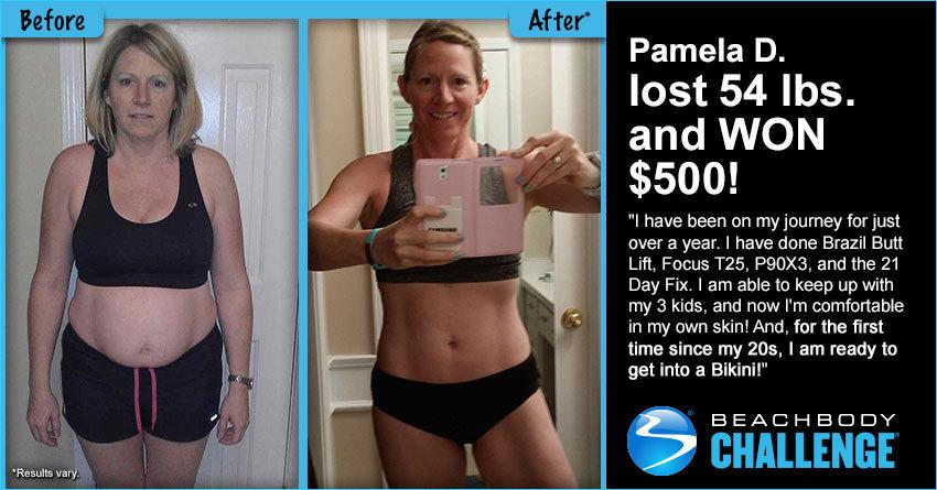 Transformation Pamela D
