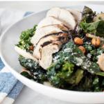 Chicken Caesar Salad with Kale!