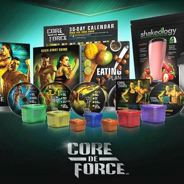core-de-force-challenge-pack