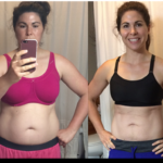 Mom of three, loses 3 dozen pounds and gains her life back!