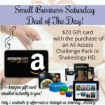 HUGE BLACK FRIDAY & SMALL BUSINESS SATURDAY SALE!!!