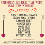 Valentine's Day Ideas That Won't Hurt Your Waistline!